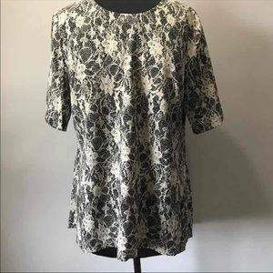 Vince Camuto High-Low Blouse